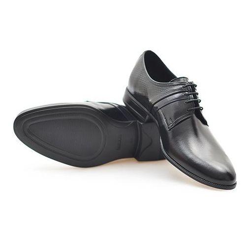 Conhpol Pantofle c00c-5244-z963-b3s01 czarne lico