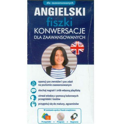 Angielski. Fiszki. Konwersacje dla zaawansowanych (9788377882399)