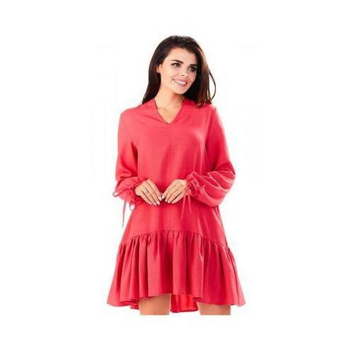 Sukienka model m146 pink, Infinite you