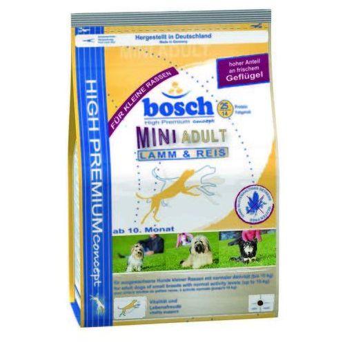 Bosch mini adult lamb & rice 3kg (4015598008013)