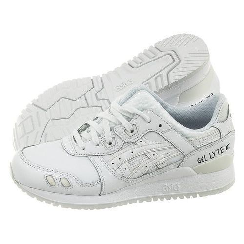 Sneakersy Asics Gel-Lyte III HL6A2 0101 White (AS56-a), HL6A2 0101