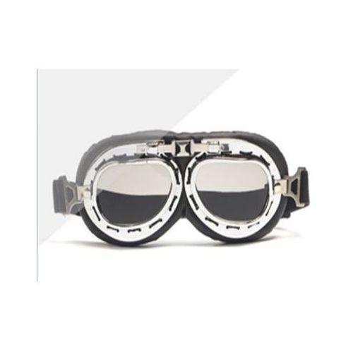 Gogle okulary motocyklowe cross quad przydymione (5903039714762)