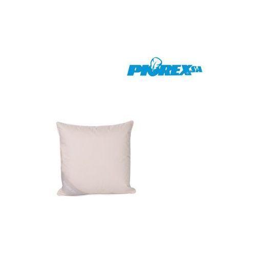 Piórex Poduszka puchowa linia standardowa, kolor - kremowy, rozmiar - 40x40 wyprzedaż, wysyłka gratis