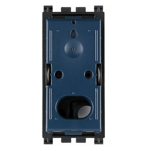 Mechanizm wyłącznika schodowego 1P 10A 250 V, zaciski sprężynowe
