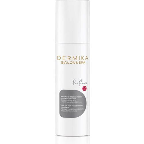 cream for face shaping massage krem do modelującego masażu twarzy marki Dermika