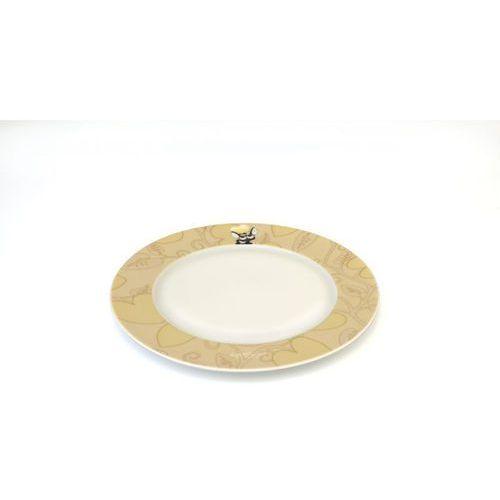 Berghoff lover talerz żółty 21,5 cm 4 sztuki marki Berghoff / lover