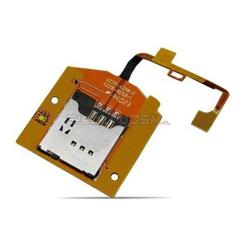 Taśma z czytnikiem kart sim Sony Ericsson X10 mini