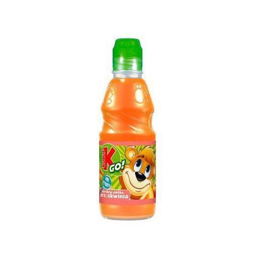 Sok z warzyw i owoców Kubuś Go! Marchew jabłko brzoskwinia 300 ml
