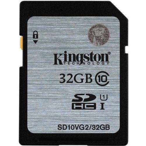Kingston Karta pamięci sdhc 32 gb + zamów z dostawą przed majówką! (0740617243468)