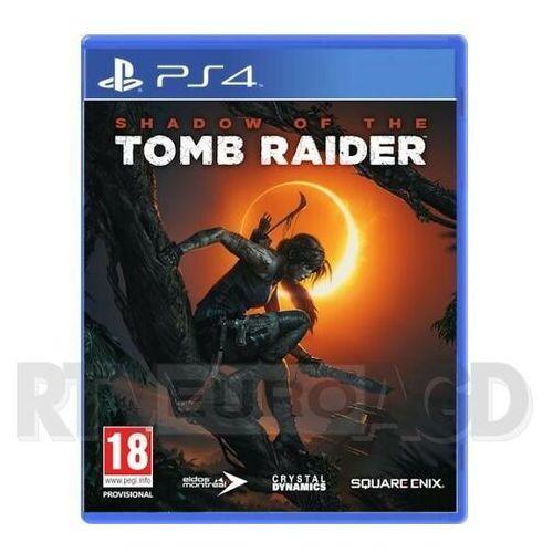 OKAZJA - Shadow Of The Tomb Raider (PS4)