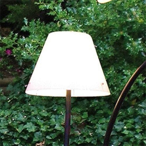Biały klosz do lampy zewnętrznej OCTOPUS OUTDOOR (4251349302751)