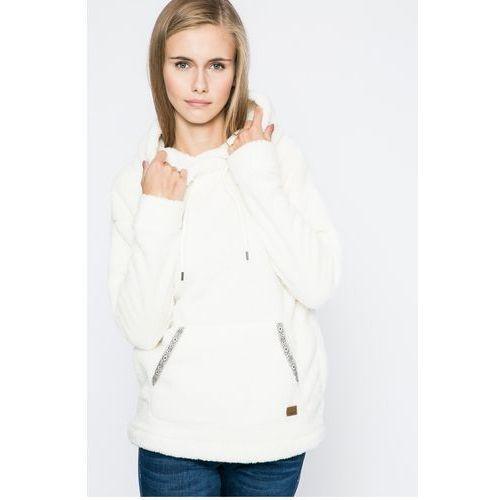 Roxy - Bluza, kolor biały
