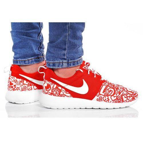 Nike Obuwie roshe one print (gs) 677784-605