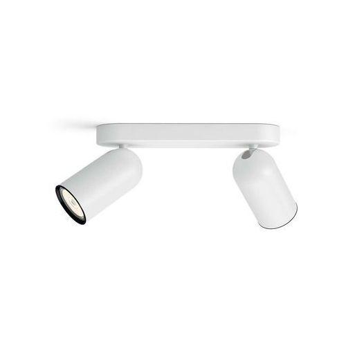 Philips 50582/31/PN - Reflektor punktowy MYLIVING PONGEE 2xGU10/10W/230V, 50582/31/PN