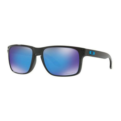 Okulary Oakley Holbrook Polished Black Prizm Sapphire Iridium OO9102-F555