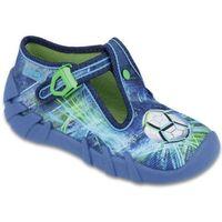 buty chłopięce speedy 21 niebieski marki Befado