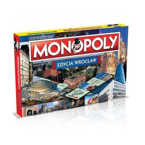 Monopoly Wrocław z kategorii Gry karciane