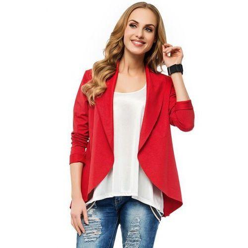 Bluza damska model m226 red, Makadamia