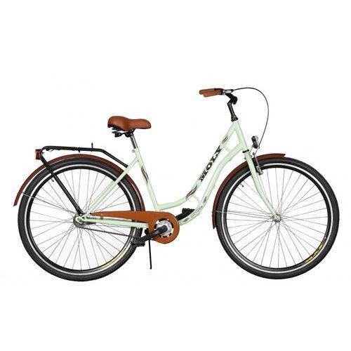 Rower DAWSTAR Moly Miętowy + Rabat na akcesoria rowerowe! + 5 lat gwarancji na ramę! + Ekstra niska cena! + DARMOWY TRANSPORT! (5901986491644)