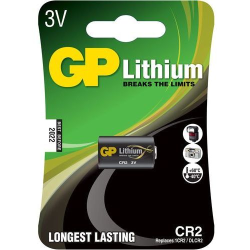 Gp Bateria cr2 (4891199006999)