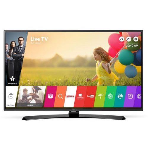 LG 49LH630 - produkt z kategorii telewizory LED