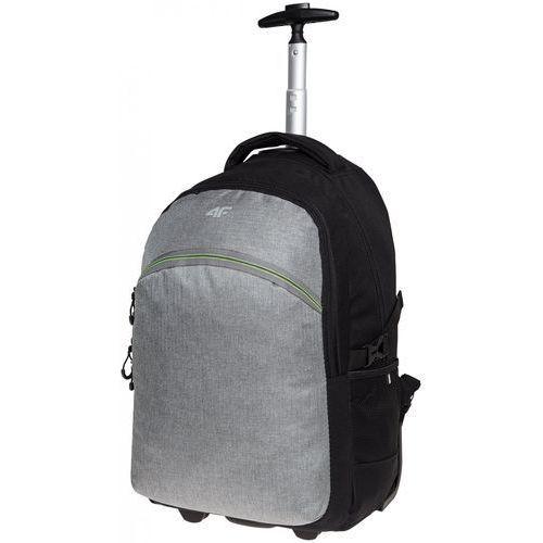 4F plecak PCU012 czarny (5901965547065)