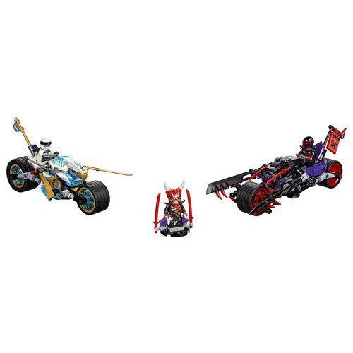 70639 WYŚCIG ULICZNY WĘŻOWEGO JAGUARA (Street Race of Snake Jaguar) KLOCKI LEGO NINJAGO