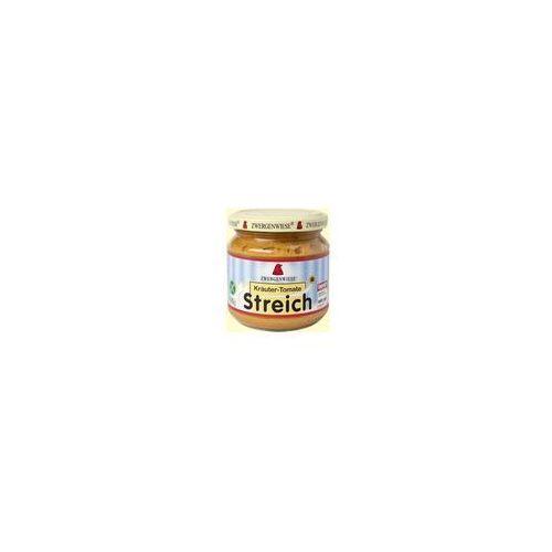 Pasta słonecznikowa z ziołami i pomidorami 180g BIO (bezglutenowa) - Zwergenwiese (4019736001911)