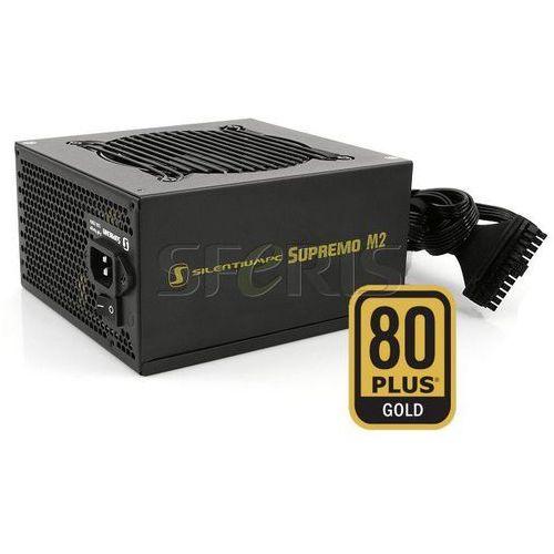 Zasilacz  supremo m2 gold 550w - spc140 marki Silentiumpc