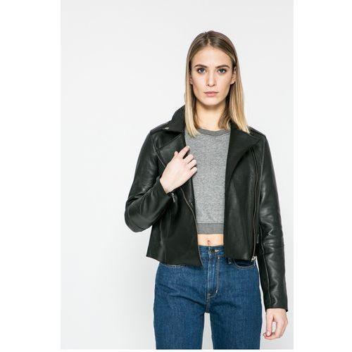 Pepe Jeans - Kurtka skórzana Liana, skóra
