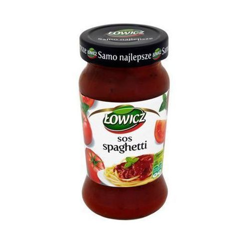 Łowicz  350g sos do spaghetti