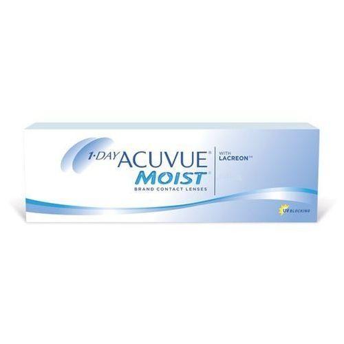 1 Day Acuvue Moist 10 szt. BC 8.5 - wyprzedaż