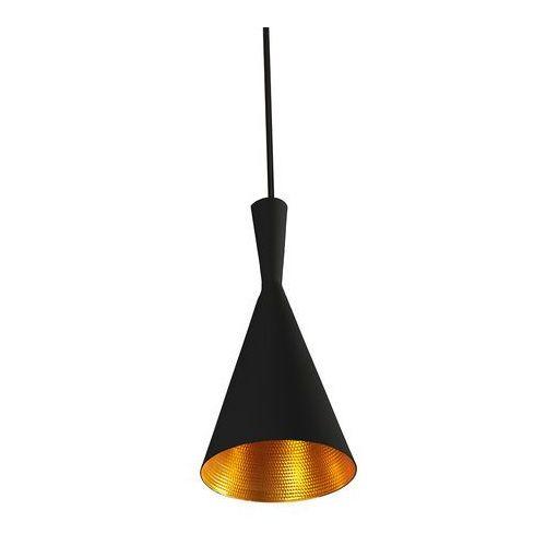 ===WYSYŁKA 48H == AZ1405 lampa wisząca metalowa VITA BLACK/GOLD LP6005 BK/GO AZZARDO