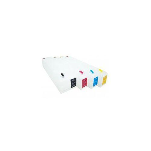 Wieczne Kartridże do HP Officejet Enterprise Color X555XH - 4 szt. (z chipami) - komplet