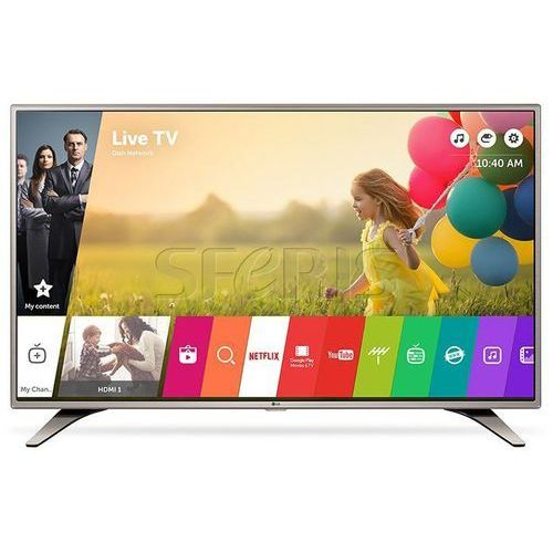 OKAZJA - TV LED LG 55LH615