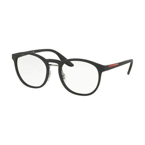 Okulary korekcyjne  ps05hv dg01o1 marki Prada linea rossa