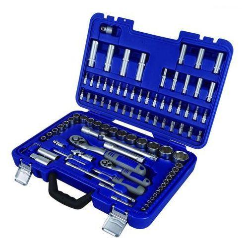 """Michelin zestaw kluczy nasadowych i bitów mss-94 - 1/2"""" i 1/4"""" (4250116806591)"""