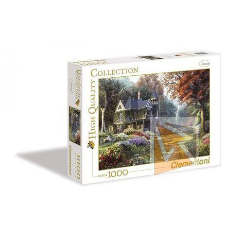 Neuveden Puzzle viktoriánská zahrada - 1000 dílků