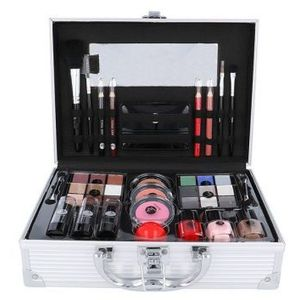 all about beauty train case zestaw complete makeup palette dla kobiet marki 2k