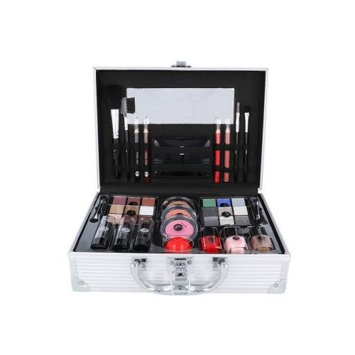 2k all about beauty train case zestaw complete makeup palette dla kobiet (4250979340072) - OKAZJE