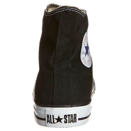 Converse CHUCK TAYLOR ALL STAR Tenisówki i Trampki wysokie black, rozmiar od 35 do 53, czarny