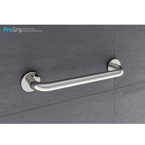 Poręcz dla niepełnosprawnych prosta Ø 32 mm, długość 300 mm, PSP/32/304