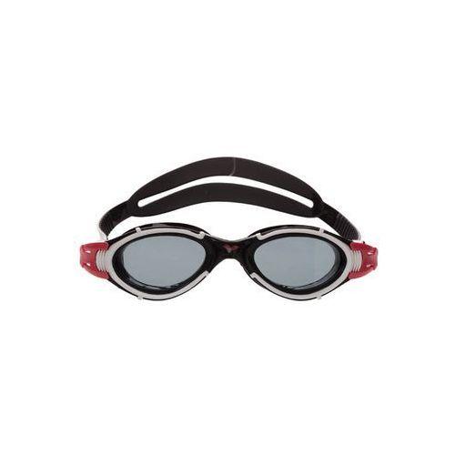 Arena NIMESIS XFIT Okulary pływackie smoke/red