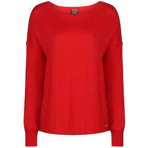 koszulka BENCH - Tiebreak Red (RD062) rozmiar: S