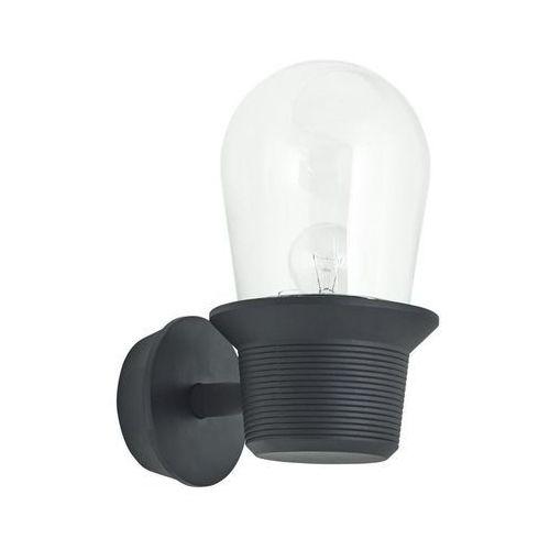 Inspire Kinkiet zewnętrzny shelby ip44 aluminium e27 (3276000441786)