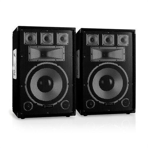 """tx12 30cm (12"""") 2 x pasywny głośnik pa 200w rms marki Skytec"""