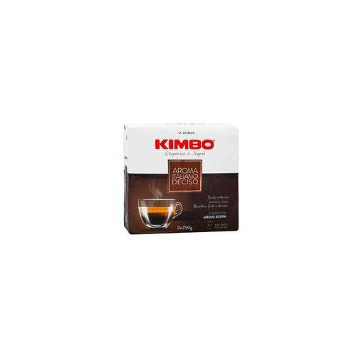 Kimbo aroma italiano gusto deciso 2 x 0,25 kg mielona (8002200106027)