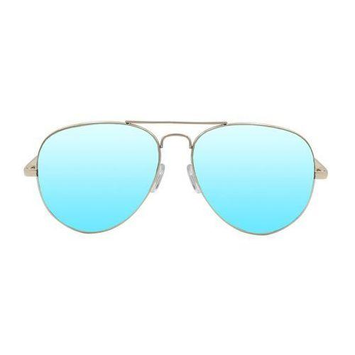 Okulary Przeciwsłoneczne Unisex Ocean Sunglasses BONILA Niebieskie, kolor niebieski