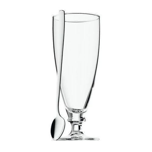 WMF - Szklanka+łyżka do mrożonej kawy, Clever&More (4000530480064)