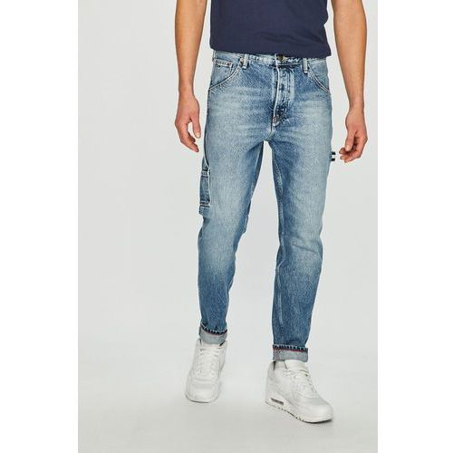 Tommy Jeans - Jeansy Tapered Carpenter